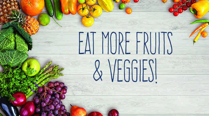 Fruits and Veggies: More Matters | USPM